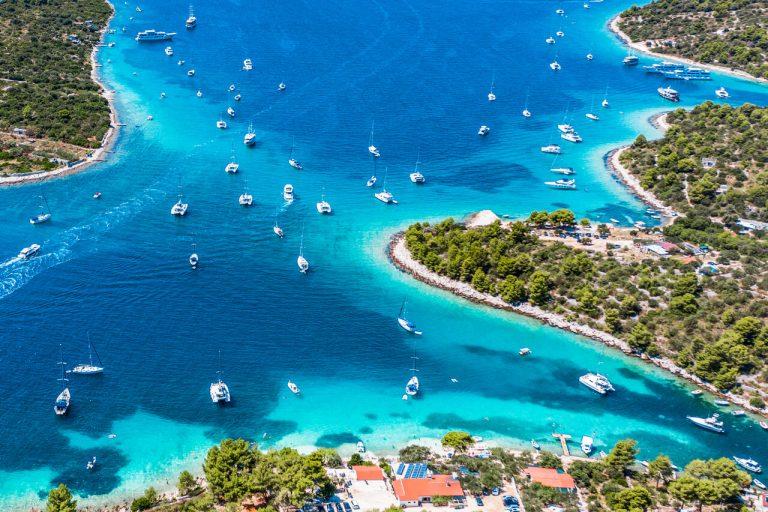 Trogir and Blue Lagoon Tour