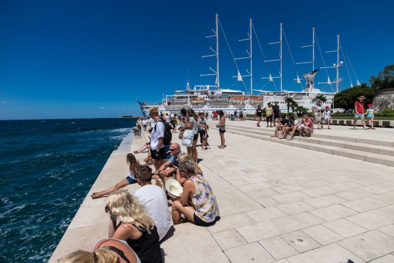 Walking tour – Zadar