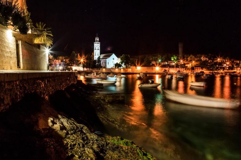 Hvar Nightlife from Split