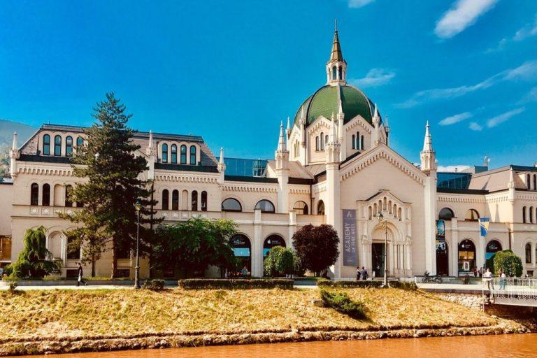Walking tour – Sarajevo