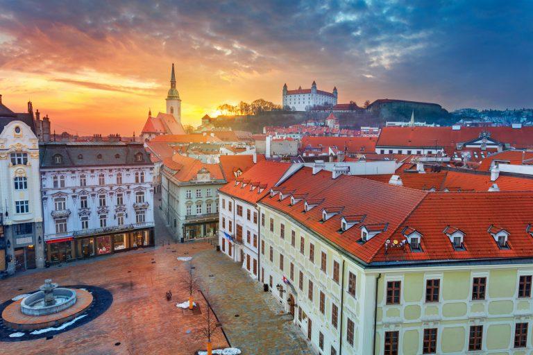 Walking tour – Bratislava